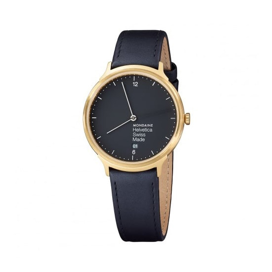 Mondaine Watch MH1L2241LD Stainless