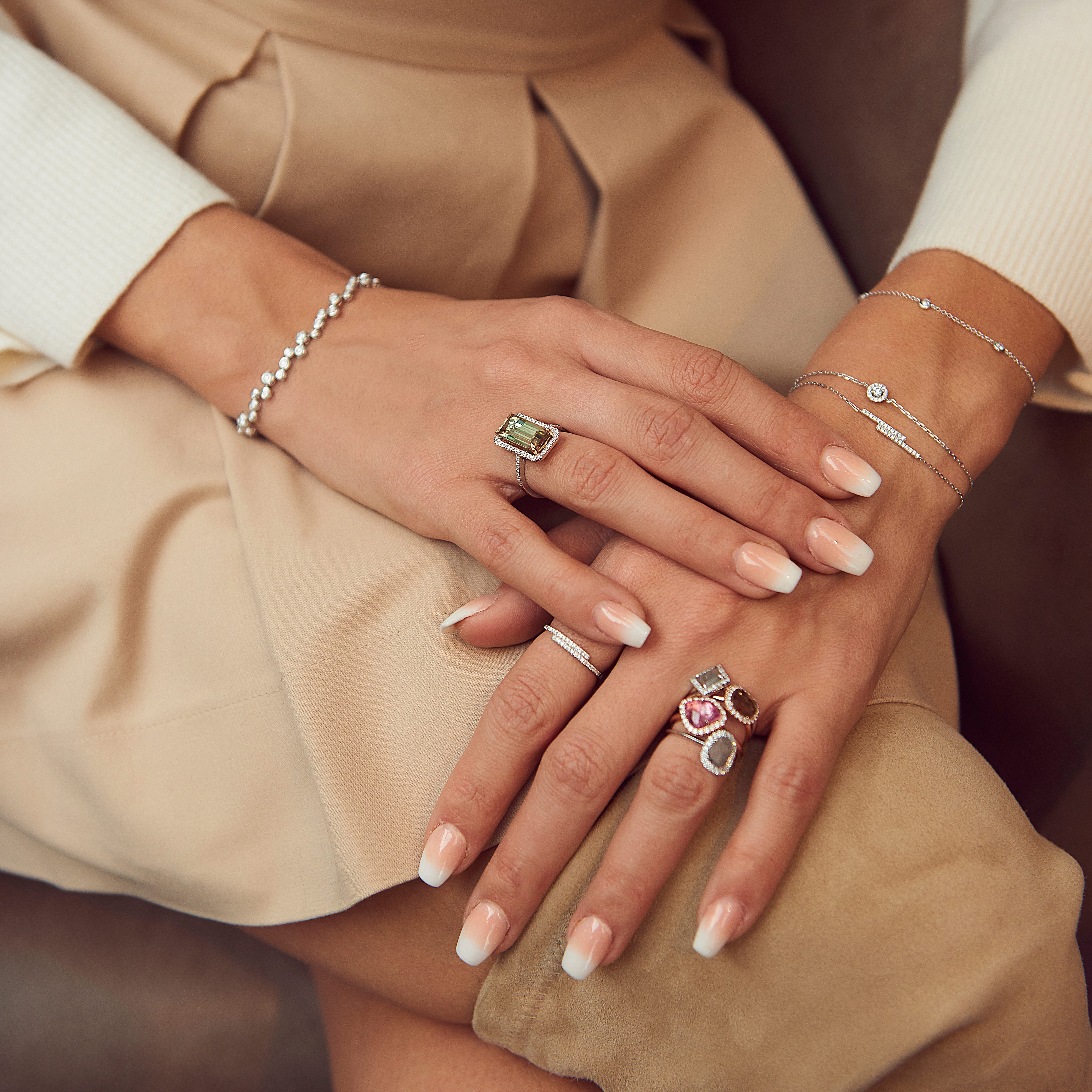 How to stack your rings like a pro!
